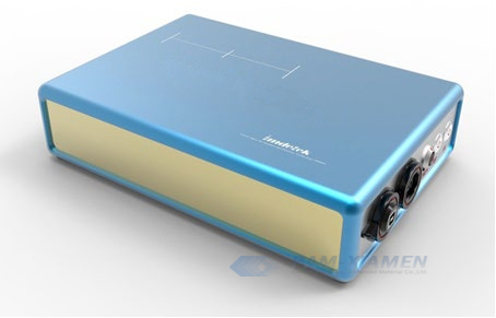 CZT photon counting imaging system